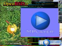 MPlayer pod OpenBSD